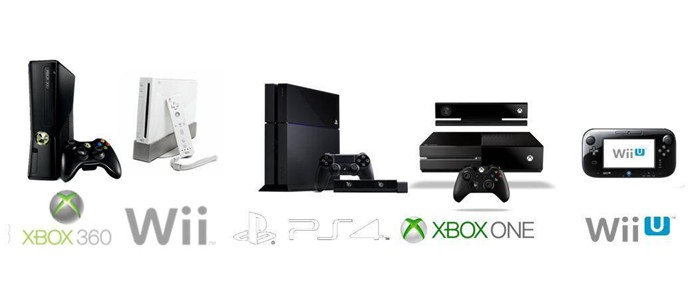 All the best consoles...